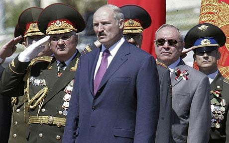 Belarus 'dictator' plays cat and mouse with Europe and Russia