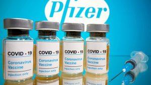 first Covid-19 vaccine