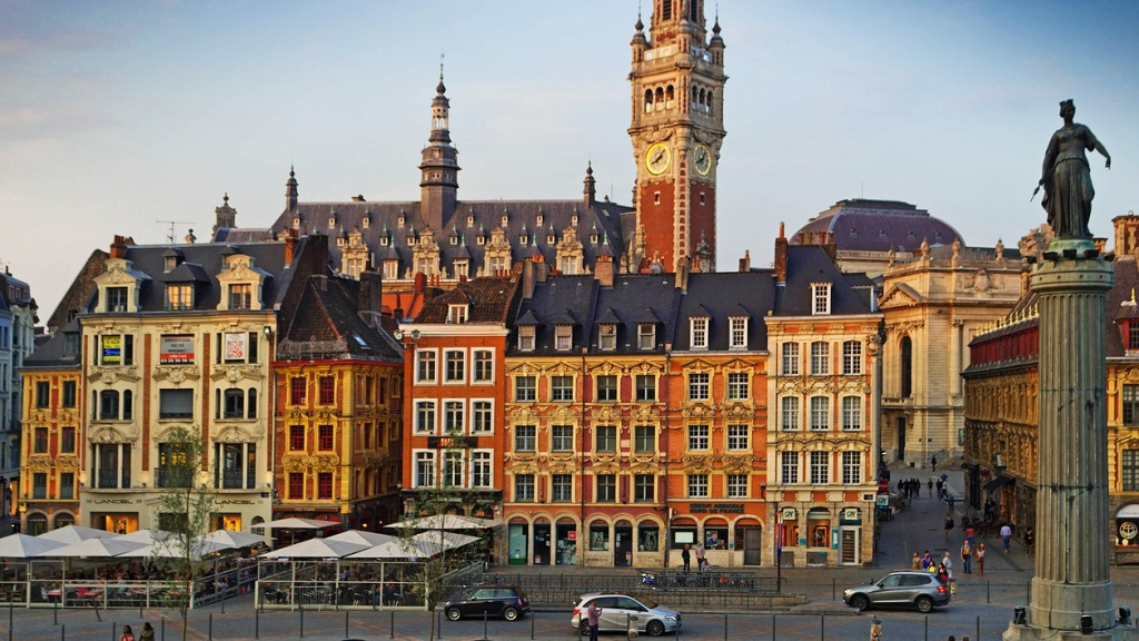 Things to do in Lille France
