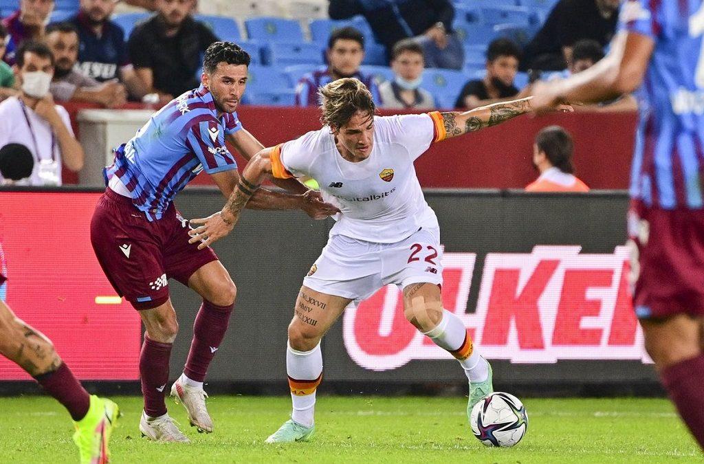 Conference League, Mourinho debut ok: Trabzonspor-Roma 1-2